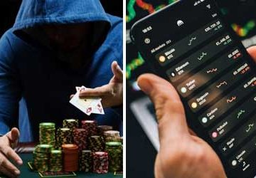 Poker Players and Crypto Traders